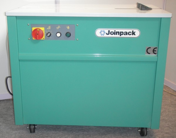 Semiautomatic Strapping Machine - ES -103 Green